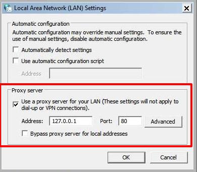 chrome-proxy-server-set-up